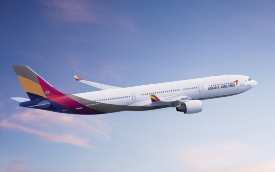 Asiana Airlines stocks rally on possible takeover by Hanjin Group