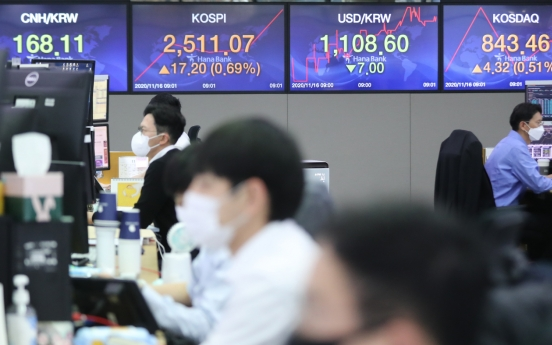 Seoul stocks open sharply higher on chip, auto gains