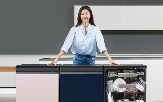 Samsung's global dishwasher sales cross 1 million mark