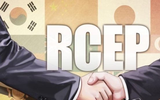 Korean firms likely to benefit from RCEP trade deal