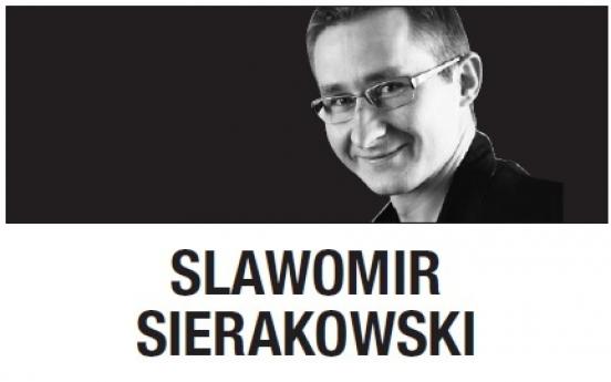 [Slawomir Sierakowski] Trump's departure puts mini-Trumps in the wilderness