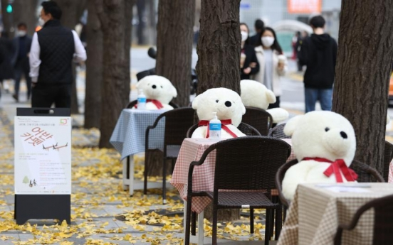 Greater Seoul, Gwangju adopt tougher distancing rules amid virus flare-up concerns