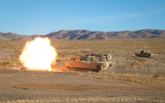 S. Korean, US armies stage combined training exercises in California