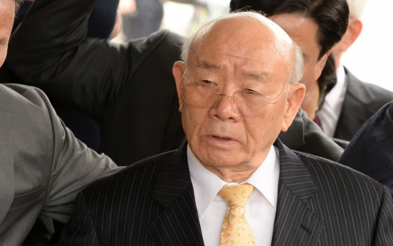 Ex-President Chun put on list of habitual tax delinquents for five years in a row
