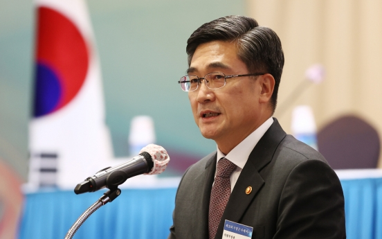 S. Korea to spend over W80tr to boost defense industry in 5 yrs: minister