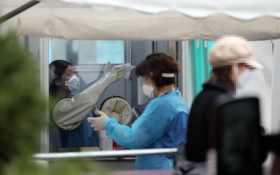 1 in 3 S. Koreans picks COVID-19 outbreak as No. 1 social anxiety factor