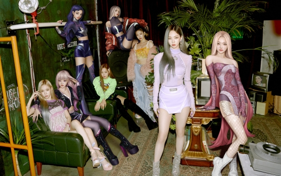 S.M.'s virtual hybrid girl group aespa makes grand debut