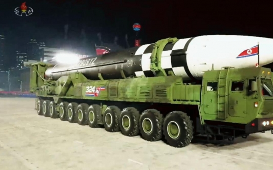 More verification needed over NK ICBM's reentry capability: defense ministry