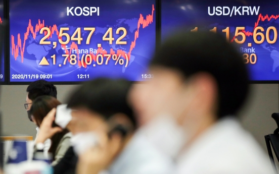 Seoul stocks continue climb on battery gains despite virus concerns