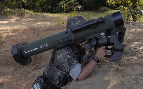 Military embarrassed by anti-tank missile test gone wrong