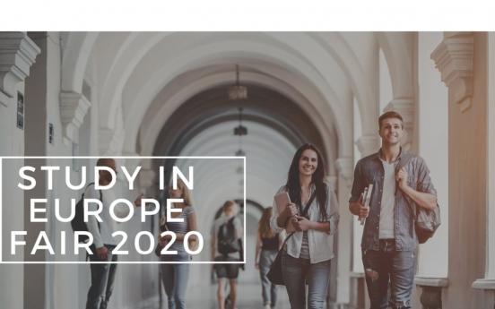 Study in Europe Fair to be held on Nov. 23-24