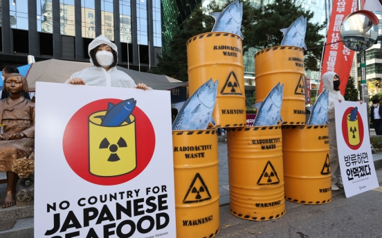 Japan willing to work with S. Korea on monitoring of Fukushima water treatment: embassy official