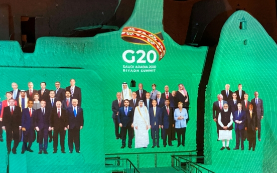 Moon to join virtual G-20 summit, focused on pandemic response