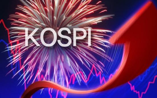 S. Korean brokerages rosy on 2021 stock prices