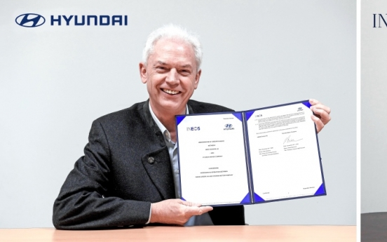 Hyundai Motor, Ineos partner to explore hydrogen business opportunities