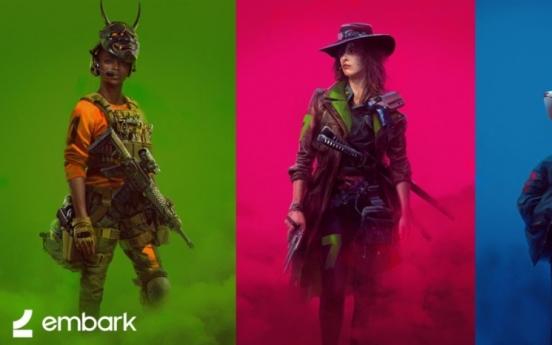 Nexon seeks global biz boost with PUBG-style shooting game