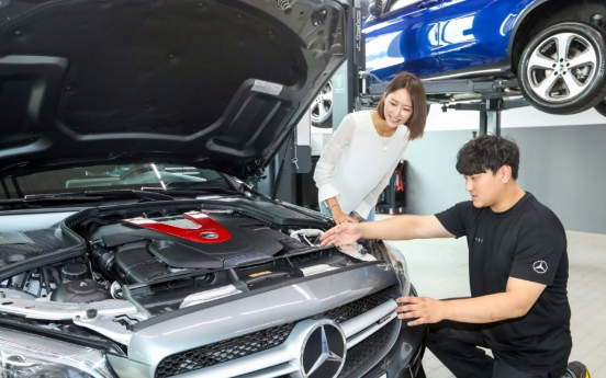 Mercedes-Benz Korea goes digital for better customer satisfaction