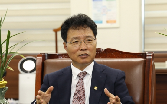 [Herald Interview] S. Korea vows to open an era of 'digital IP': IP office chief