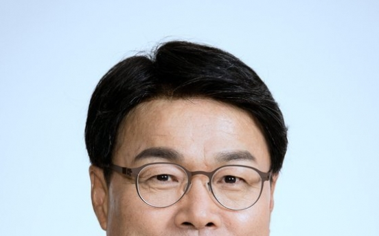 Posco chief seeks to serve second term