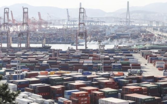 S. Korea's trade terms up for 7th consecutive month in October