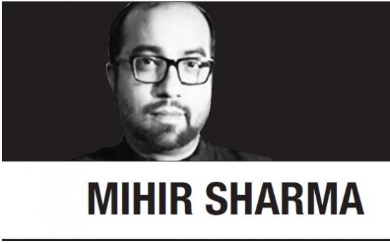 [Mihir Sharma] Price of making vaccines too expensive
