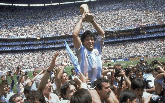 [Newsmaker] Argentine soccer great Diego Maradona dies at 60