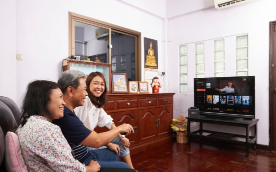 KT announces first IPTV export to Thailand