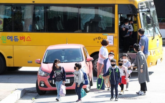[Newsmaker] Twelve more facility types to be subject to school bus safety regulations