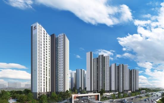 Hyundai E&C offers premium apartment rent service