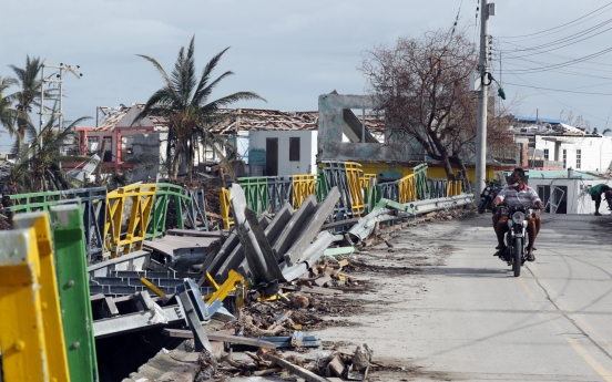 S. Korea to provide $700,000 aid to hurricane-hit Latin American nations