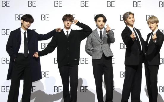 방탄소년단, 또 새역사…빌보드 앨범 차트 5번째 정상