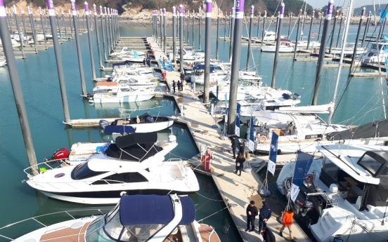 Korean Air to sell Incheon yacht marina