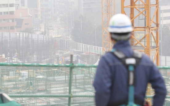 S. Korean builder sentiment rises for 3rd month in Nov.