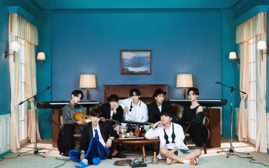 "BTS rewrites Billboard history with ""Life Goes On"""