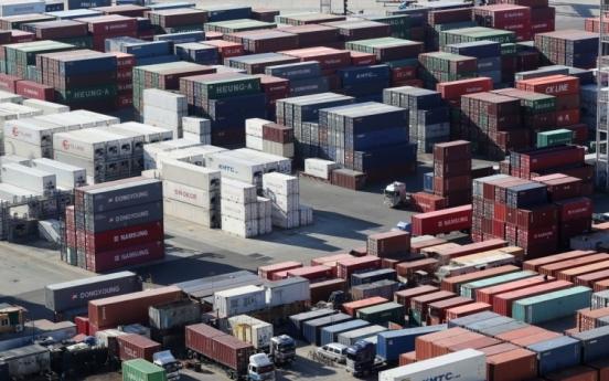 South Korea's exports bounce back in November