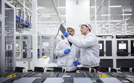 Hanwha Q Cells 1st to gain TUV Rheinland's solar module certification