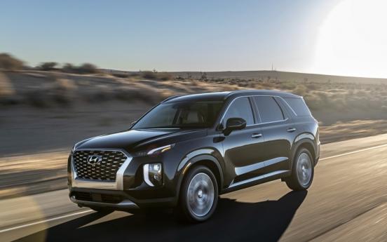 Hyundai vehicle sales in US fall 9% in Nov.