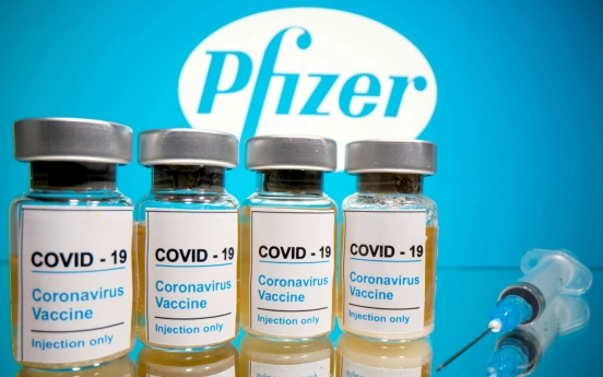 As COVID-19 vaccine results pour in, Korea says it's not behind