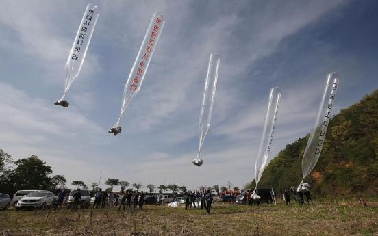 Experts rap Seoul for ban on flying anti-Pyongyang leaflets across border