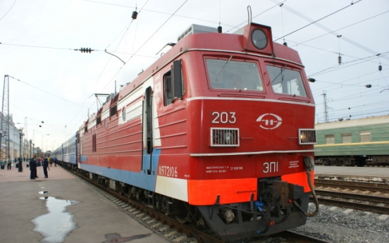 Seoul to host conference on Eurasia railway cooperation next year