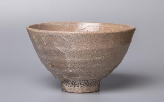 Jeongho tea bowls carry spirit of Joseon era