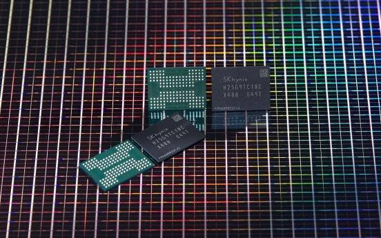 SK hynix develops 176-layer 512-gigabit NAND flash