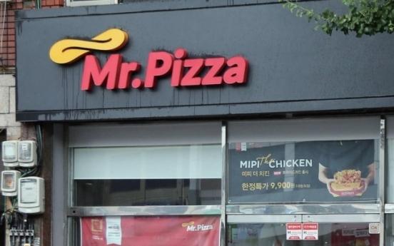 Mr. Pizza operator's shares plunge after market return in 40 months