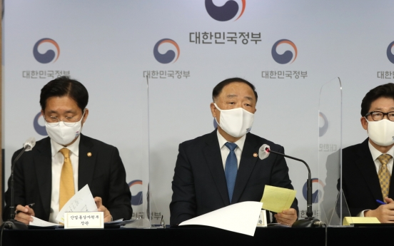 S. Korea unveils road map to reach carbon neutrality by 2050