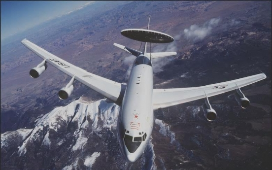 US flies early warning aircraft, spy planes over S. Korea: aviation trackers