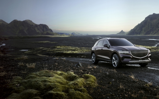 GV70 to target luxury SUV market