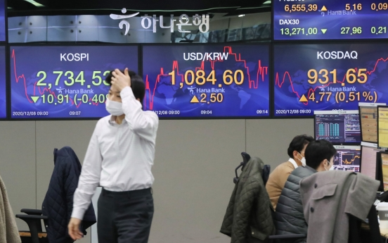 Korea's secondary bourse approaches 18-year high