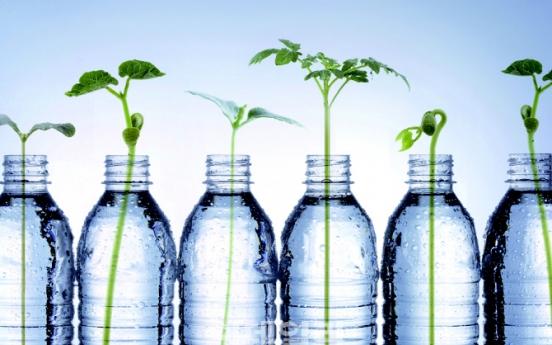 Korea seeks carbon neutrality through LG, SK's biodegradable plastic