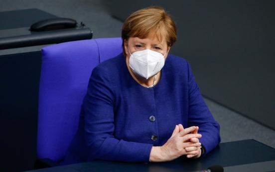 Merkel urges tougher curbs as virus deaths soar