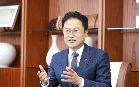 [Herald Interview] Procurement system revamp to spur growth of innovative SMEs